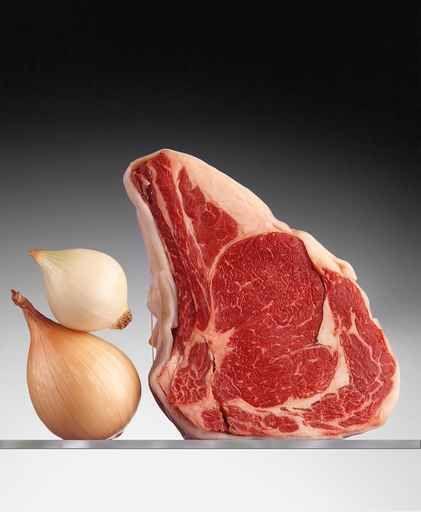Abattoir de boeuf veau et agneau d coupe de viande - Cote de boeuf weber ...